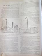 Le Chalutier De Guerre  14 18 1914 198 Le Walkyrie - Alte Papiere