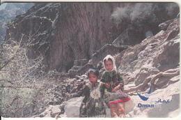 OMAN(chip) - Innocent Children(Batina), Chip GEM3.3, 11/03, Used - Oman