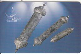 OMAN(chip) - Scroll Holders, Chip GEM3.3, 09/02, Used - Oman