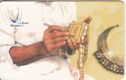 OMAN(chip) - Silver Jewellery, Chip GEM3.1, Used - Oman