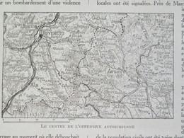La Guerre 14 18 8 Juin 1916 Le Pays De France 1916 Le Lanceur De Grenades BATAILLE VERDUN  MORT HOMME BOIS DE CAILLETTE - Alte Papiere