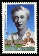 Canada (Scott No.2112 - Ellen Fairclough)+ [**] - 1952-.... Reign Of Elizabeth II