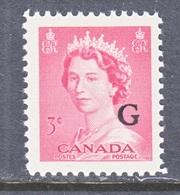 CANADA  OFFICIAL  O 35    * - Service