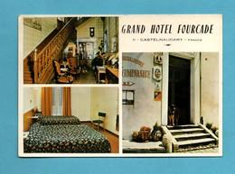 11 Aude Castelnaudary Grand Hotel Fourcade Relais Gastronomique - Castelnaudary