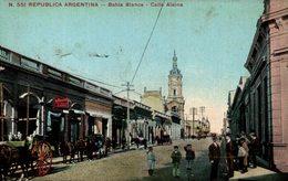 BAHIA BLANCA CALLE ALSINA  ARGENTINA Argentine - Argentina