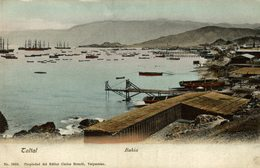 CHILE.  TALTAL  BAHIA - Chile