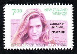 New Zealand Wine Post Courtney Windju Pinot Noir Winel - New Zealand