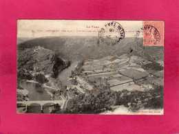 81 Tarn, Ambialet, Près Albi, Les Boucles Du Tarn, 1905, (Labouche) - Francia