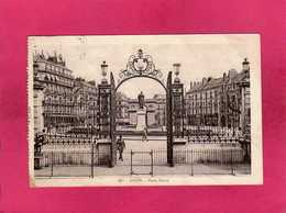 21 Côte D'Or, Dijon, Place Darcy, Animée, () - Dijon