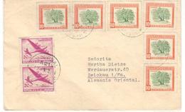 1765 - Pour L'Allemagne - Uruguay