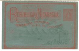 1767 - Entier Illustré - Nicaragua