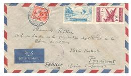 1769 - Pour La France Et Taxée - Lebanon