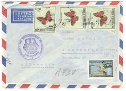 1772 - Pour L'Allemagne - Haiti