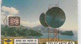 TELECARTE 80  NOUVELLE CALEDONIE - New Caledonia