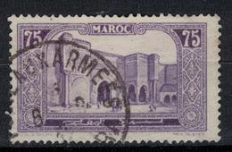 MAROC         N°  YVERT  115    ( 2 )   OBLITERE       ( O   3/11 ) - Gebraucht