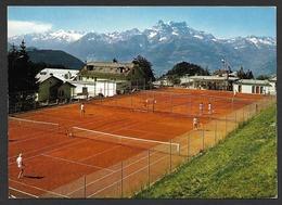 LEYSIN VD Aigle Les Tennis - VD Vaud