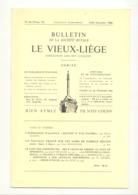 """Bulletin """" Le Vieux Liège """" N° 146 De 1964 -  Sprimont, Villers L'Evêque,...- Détails, Voir Sommaire (b227) - Cultura"""