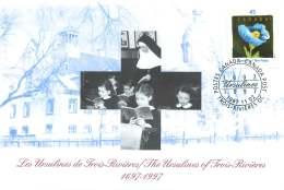 1997- Ursulines Nuns In Trois-Rivières Tercentenary S28 - Gedenkausgaben
