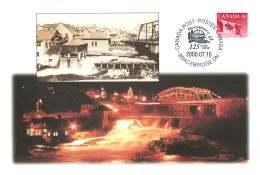 2000-  Bracebridge ON 125th Ann.  S42 - Enveloppes Commémoratives