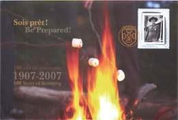 2007- 100 Years Of Scouting S74 - Gedenkausgaben