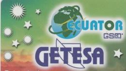 ECUATOR   20 000 FCFA     GETESA - Ecuador