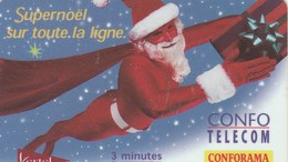 KERTEL  CONFO TELECOM  SUPERNOEL  3 MN - France