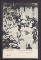 CPA SUISSE - VEVEY - Cortège De La Fête Des Vignerons 1903 TB GROS PLAN L'Abbaie Et Les Conseilleurs De La Confrererie - VD Vaud