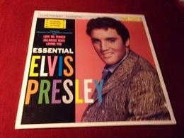 ELVIS  PRESLEY   ° ESSENTIAL AVEC WITH JORDANAIRES    33 TOURS 23 TITRES - Vinyl Records