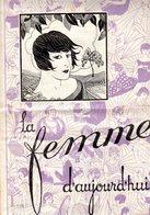 La Femme D'aujourd'hui - Suisse Romande - Revue Bimensuelle Féminine No 15 - 1er  Juillet 1926 - Lausanne- 20 Pages-Mode - Books, Magazines, Comics