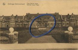 Zeebrugge : Zeemanshaard : Admiraal Keyes Plaats - Zeebrugge