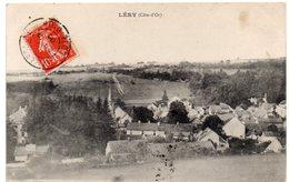 21  Côte D'Or - LERY - 1908 - France