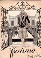 La Femme D'aujourd'hui - Suisse Romande - Revue Bimensuelle Féminine No 19 - 15  Octobre 1926 - Lausanne- 20 Pages-Mode - Books, Magazines, Comics