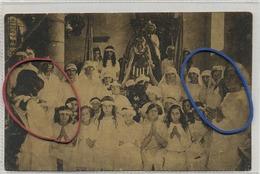 Wolkrange : Procession 1926 : Groupe De La Vierge - Messancy