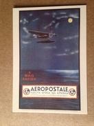 Carte Postale Prétimbrée Aéropostale - 1919-1938: Fra Le Due Guerre