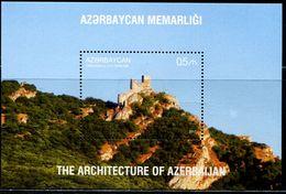 XE0159 Azerbaijan 2018 Historical Building Castle M MNH - Azerbaïjan