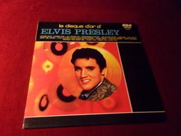 ELVIS  PRESLEY   ° LE DISQUE D'OR  33 TOURS  14 TITRES - Vinyl Records