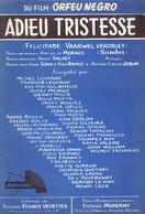 Adieu Tristesse + Samba De Carnaval (Vinicius De Moraes, A. Carlos Jobim, A. Salvet, F. Llenas) - Musique & Instruments