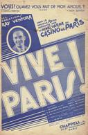 Vous, Qu'avez-vous Fait De Mon Amour (Ray Ventura, H. Varna, Marc-Cab, Tibor Barczi), Ed. Chappell, Paris 1933 - Musique & Instruments
