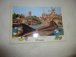 LES MYSTERES DU NAUTILUS - Disneyland