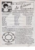 La Femme D'aujourd'hui - Suisse Romande - Revue Bimensuelle Féminine - Documents Liés à L'abonnement - 2pages - Books, Magazines, Comics