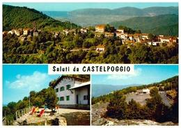 CARRARA CASTELPOGGIO RISTORANTE BELVEDERE - Carrara
