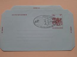 Aerogramme / Belgique 17 F België - 1982 Dag Van De I.F.S.D.A. ( Zie Foto ) - Airmail