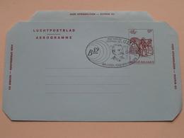 Luchtpostblad - Aerogramme / Belgique 17 F België - 1982 Dag Van De I.F.S.D.A. ( Zie Foto ) - Airmail