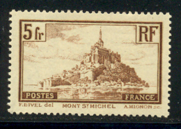 France 1929 Yvert 260a ** TB Type 1 - Unused Stamps