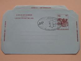 Aerogramme - Luchtpostblad / Belgique 17 F België - 1982 Dag Van De I.F.S.D.A. ( Zie Foto ) - Airmail