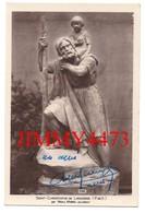 CPA - Saint Christophe De Landogne 63 Puy De Dôme - Par Raoul Mabru Sculpteur - N° 3788 - Made In France - Sculptures