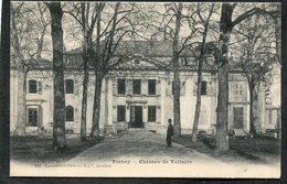 CPA - FERNEY - Le Château De Voltaire, Animé - Ferney-Voltaire