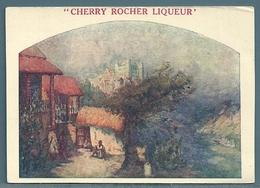 CP - CHERRY ROCHER LIQUEUR - PAYSAGE - Illustrateurs & Photographes