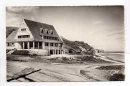 - CPSM VIERVILLE-SUR-MER (14) - OMAHA-BEACH - Hôtel Du Casino Et Les Falaises - Editions GABY N° 20 - - Autres Communes