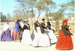 Afrique - Namibie - Namibia Otjioserandu - Herero Day In Okahandja - Namibie